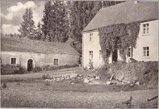 Mohrensteinmühle ca. 1927
