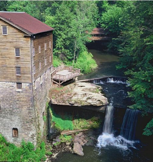 Lanterman's Mill Ohio